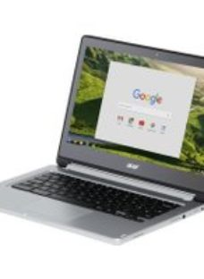 """Acer 2-in-1 Chromebook R13 CB5-312T 13.3"""" - Silver"""