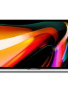"Apple 16"" MacBook Pro with Touch Bar [2019] - 1TB SSD - Silver"