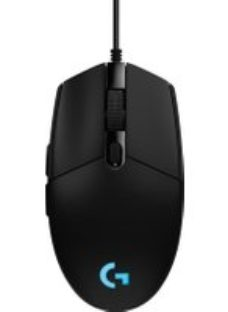 Logitech G203 Prodigy Wired USB Optical Gaming Mouse - Black